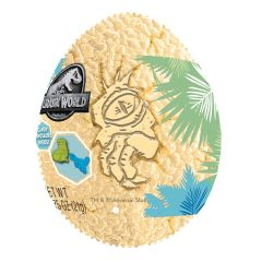 Jurassic World Egg with Candy Inside 21g