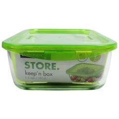 Luminarc Keep'N Box Glass Food Storage Container