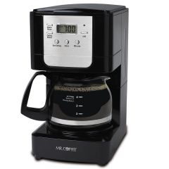 Mr. Coffee Programmable 5 Cup Coffee Maker