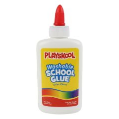Playskool School Glue 4oz