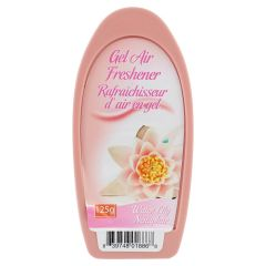 Water Lily Gel Air Freshener 125g