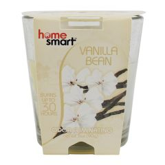 Home Smart Vanilla Bean Candle 3oz