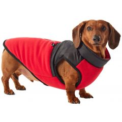 Dog Coat Micro Fleece Sizes XS - L