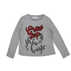 Minnoti Girls Long Sleeves T-Shirt Size 7-14