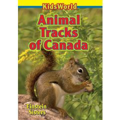 Kids World Animal Tracks of Canada