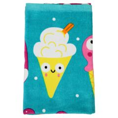 Velour Beach Towel Assorted