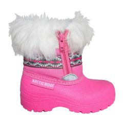 Artic Ridge Mukluk Winter Boot Pink