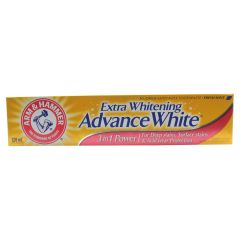 ARM & HAMMER Extra Whitening Advance White 3 in 1 Power Toothpaste 120mL