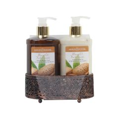 Ashley & Foster Almond Oil Gift Set  960 ml