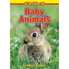 Kids World Baby Animals Book