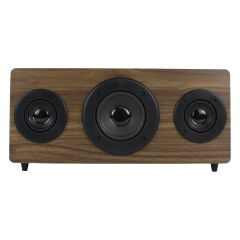 Borne High Fidelity Wireless Wood Style Speaker
