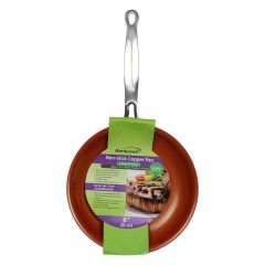 Brentwood Non-Stick Copper Induction Pan 8in