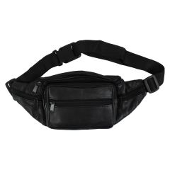 Champs Leather Fanny Pack