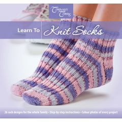 Company's Coming Learn To Knit Socks Workshop Series