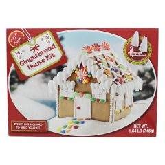 Create A Treat Gingerbread House Kit 745g