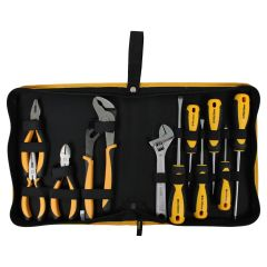 Dick Smith 11 Piece Pliers & Drivers Combo Kit