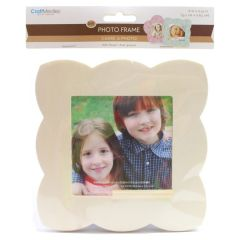 Craft Medley DIY Photo Frame Craft Kit 6 x 6in