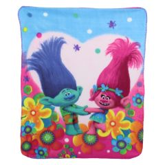 Northwest Company Fleece Throw Trolls 45 x 50in
