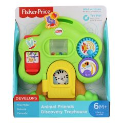 Fisher Price Animal Friends Discovery Toys