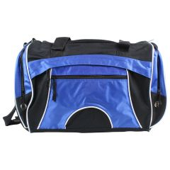Pedigree Sports Duffle Bag Blue/Black