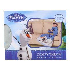 Disney Frozen Comfy Throw 48 inch x 48 inch