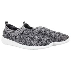Gravasphere Knit Sock Sneaker Grey