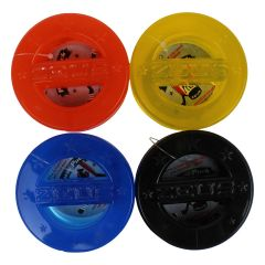 Zeus Power Puck Dog Toy Assorted Colours