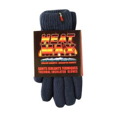 Heat Max Men's Thermal Insulated Gloves