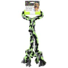 Heavy Duty Rope Dog Pull Toy
