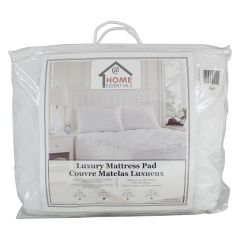 Home Essentials Luxury Filled Mattress Pad Twin
