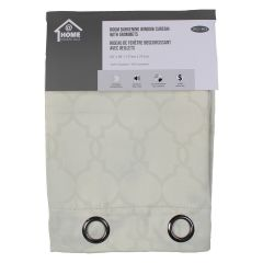 Home Essentials Room Darkening Window Panel 2Pk
