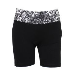 Paradisio Women's Active Shorts Black