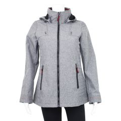 PSG Collection Soft Shell Jacket Women's Grey