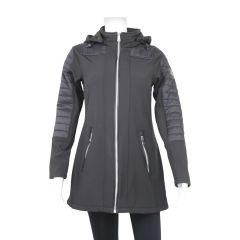 Pinzel Sport Women's Soft Shell Jacket Black
