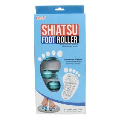 Lindo Shiatsu Foot Roller Massager