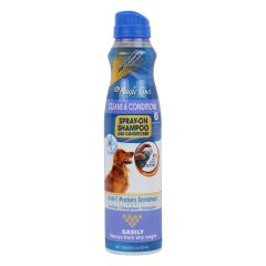 Four Paws Magic Coat Spray On 2-in-1 Dog Shampoo & Conditioner 7oz