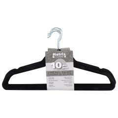 Matrix Home Huggable Clothes Hangers 10Pk