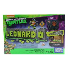 Mega Bloks Teenage Mutant Ninja Turtles Name Plate Set