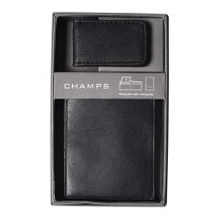 Champs Men's Boxed Wallet Duo