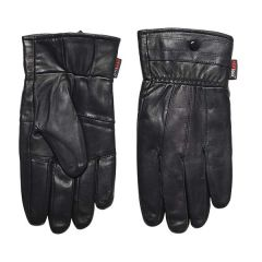 Heat Max Men's Leather Glove