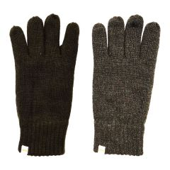 Mens Knit Thinsulate Glove