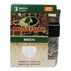 Mossy Oak Men's Brief Underwear