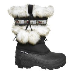 Arctic Ridge Faux Fur Winter Boots