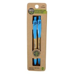 Onyx + Green Bamboo Mechanical Pencil 2Pk