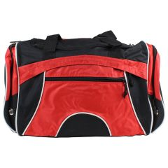 Pedigree Sports Duffle Bag Red/Black