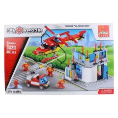 City Guards First Response Building Blocks