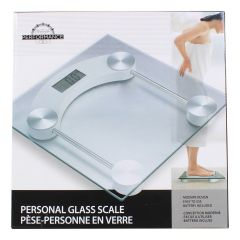 Performance Personal Glass Scale