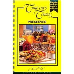 Company's Coming Preserves Cookbook