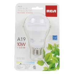 RCA LED Bulb A19 / 11W Warm White