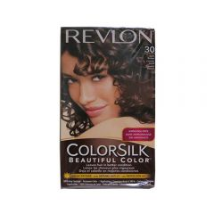 Revlon ColorSilk  Hair Colour - #30 Dark Brown